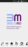 Screenshot of BiblioMo