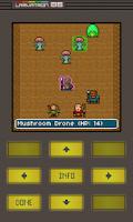 Screenshot of Gurk III, the 8-bit RPG