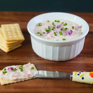 Cream Cheese Salmon Spread Recipe