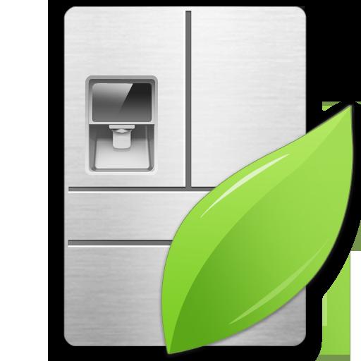 E-Smart Refrigerator Icon