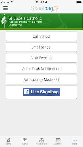 【免費教育App】St Jude's Primary - Skoolbag-APP點子