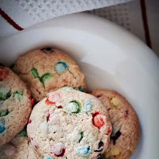 Celebrate Good Times Vanilla Cake Mix Cookies