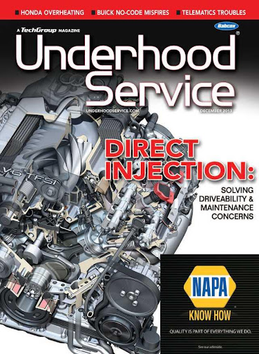 Underhood Service Magazine