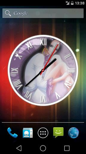 写真の時計