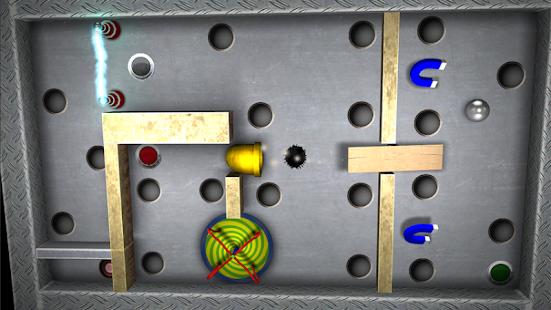 Crazy Labyrinth 3D - Lite - screenshot thumbnail