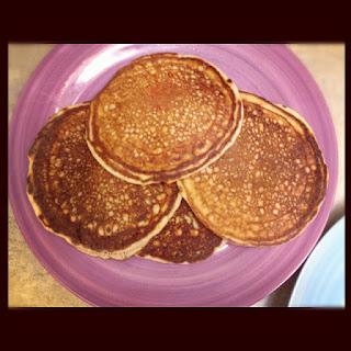 Dairy Free Yogurt Pancakes