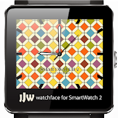 Square Clock2 for SmartWatch 2