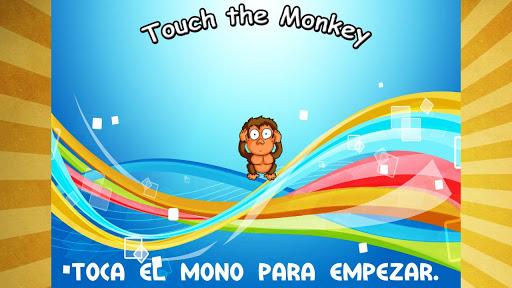 觸摸 猴子
