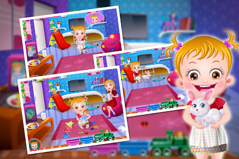 Baby Hazel Learns Colors- screenshot thumbnail