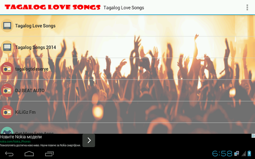 Tagalog Love Songs