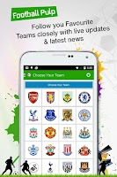 Screenshot of Football Pulp - Watch it Live!