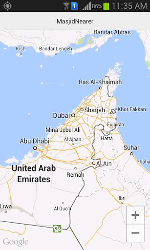 Masjid Nearer UAE