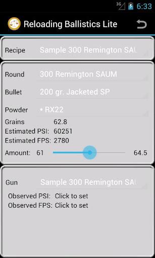 300 Remington SAUM Ballistics