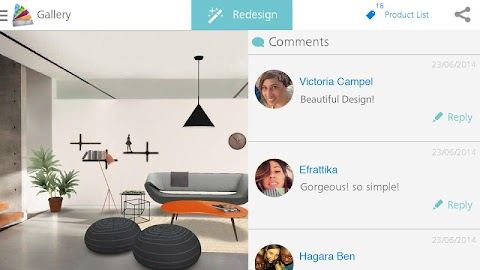 Homestyler Interior Design Screenshot 5