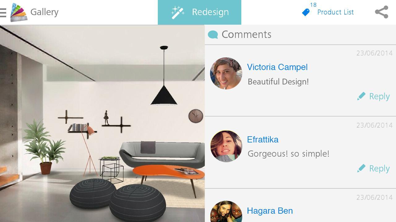 Homestyler Interior Design screenshot #5