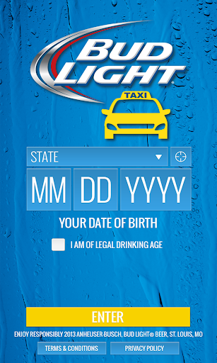 Bud Light Taxi