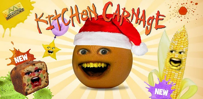 Annoying Orange: Carnage