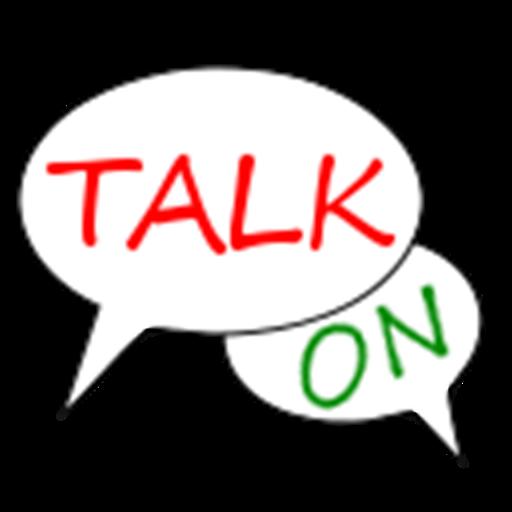 TalkOn LOGO-APP點子