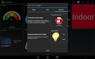 Screenshot of ImperiHome