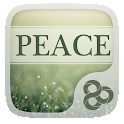 Peace GO Launcher Theme icon