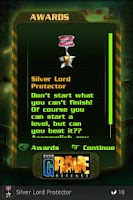 Screenshot of GRave Defense Silver FREE
