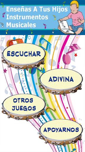 Enseñas Instrumentos Musicales