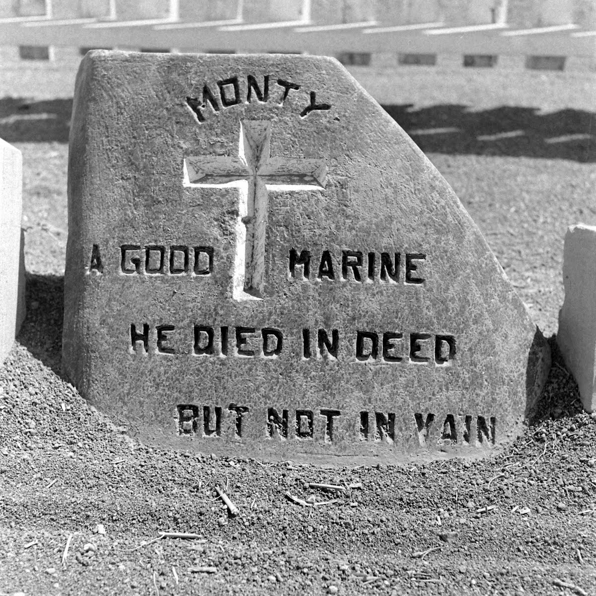 5Th Marines Iwo Jima Cemetery