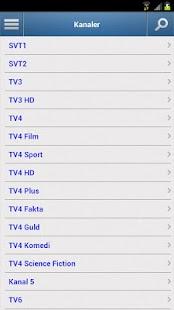 瑞典的電視