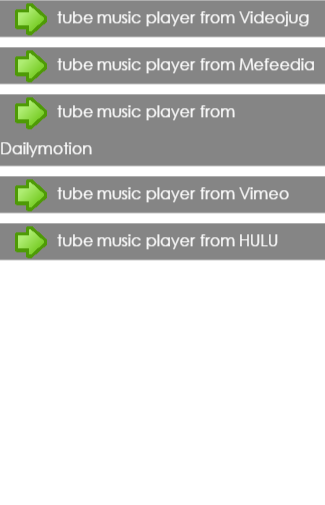 tube music player Guide