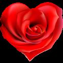 玫瑰的动态壁纸 icon