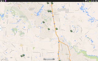 Screenshot of Woodforest Mobile Banking