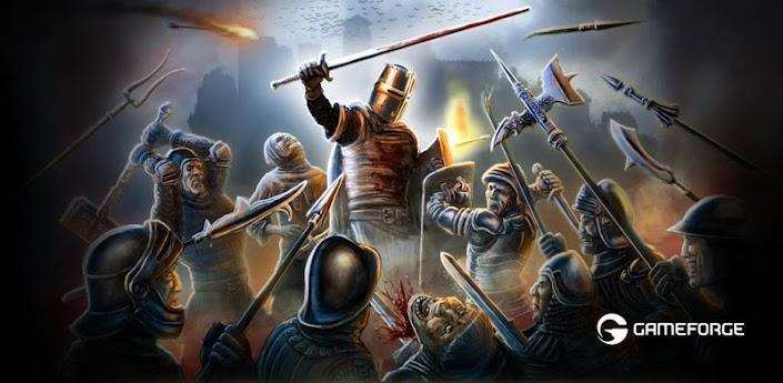 Knight's Game (Рыцарская Игра) - игра про рыцарей