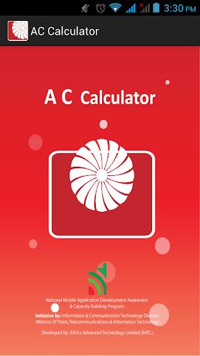 Ac Calculator