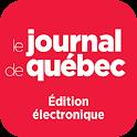 Journal de Québec – éditionE logo