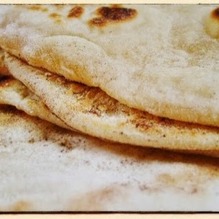 Hugh Fearnley-Whittingstall's Flatbread.
