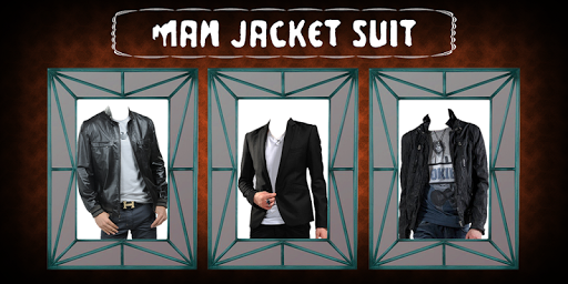 Man Fashion Jacket Photo Suit