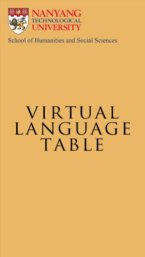 NTU's Virtual Language Table