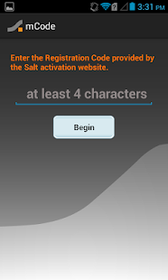 Salt mCode - screenshot thumbnail