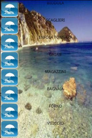 Elba Spiagge versione demo- screenshot