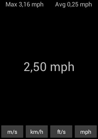 玩娛樂App|简单的时速表免費|APP試玩