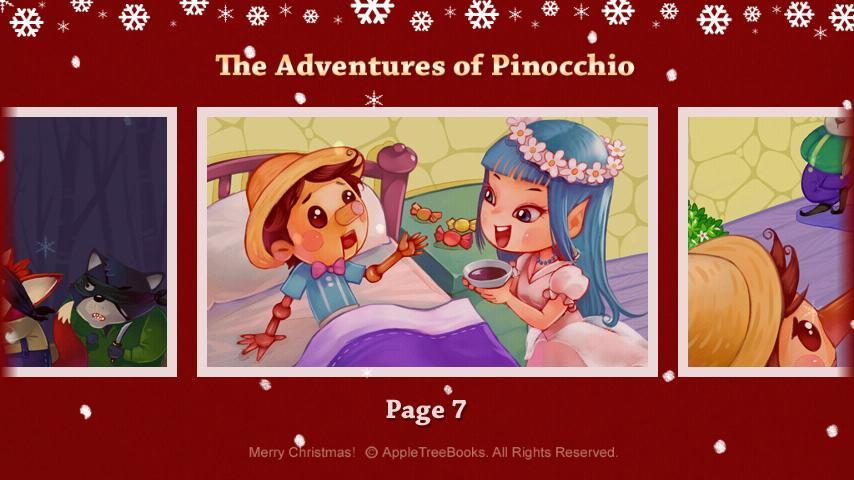 The Adventures of Pinocchio - screenshot