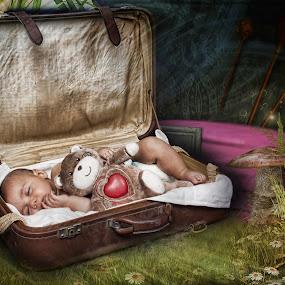 Sleeping 2 by Emanuel Correia - Digital Art People