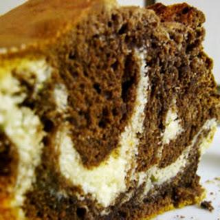 Marble Swirl Pound Cake.