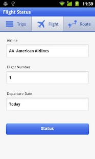 Flight Status - screenshot thumbnail