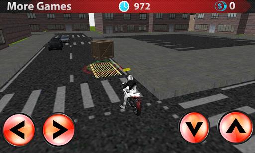 汽車運貨司機3D