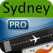 Sydney Airport +Flight Tracker