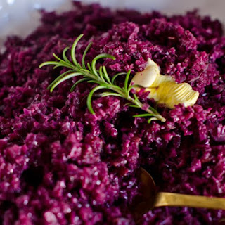 Jamie Oliver's Red Cabbage.