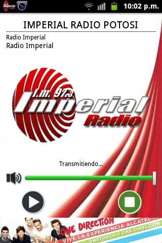 IMPERIAL RADIO POTOSI