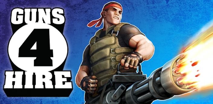 Guns 4 Hire v1.4.11 Mod (Unlimited Money) *PROPER*
