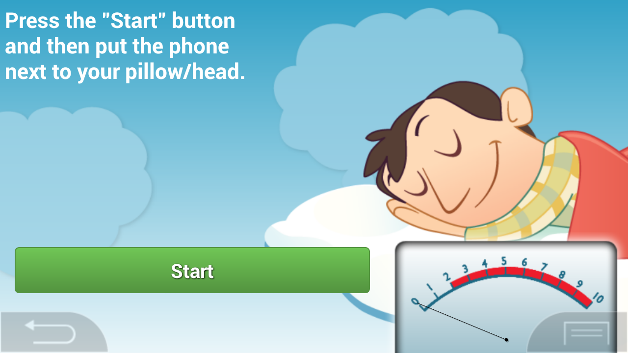 Quit Snoring- screenshot